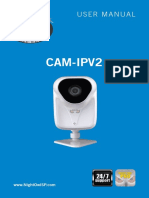 CAM-IPV2 Manual English