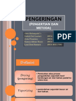 1. Pengeringan Definisi dan Metode.pptx