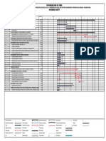 7.0 Programacion de Obra - Gantt