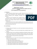 e.p. 9.1.3.2. Kerangka Acuan Program Peningkatan Mutu Klinis Dan Keselamatan Pasien