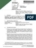 Denuncia constitucional contra Héctor Becerril