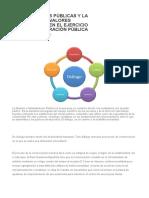 Las Relaciones Publicas y La Promocion de Valores Relacionales