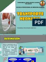 Transporte Neonatal TERMINADO
