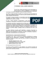 Informe 3 Salitral-bigote Trazo y Dis Vial