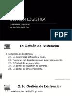 Gestion Logistica - Unidad 2 Sesion 4