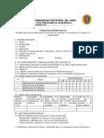 Formato de Proyecto de Proyección para Ejecutar.docx
