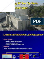 Cooling Water System - Overview