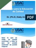 LIDERAZGO PARA LA EDUCACIÓN DE CALIDAD