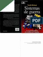 [Temas de Hoy] Nazih Richani - Sistemas de Guerra, La Economía Política Del Conflicto en Colombia (2003, Planeta)
