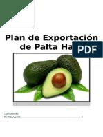 TRABAJO TERMINADO EXPORTAR PALTA A HOLANDA j3jj3j3jj3j3jj3j.docx