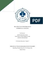 Manajemen SDM - Pelatihan dan Pengembangan Sumber Daya Manusia