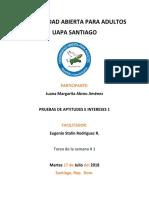 Tarea Margarita Tegnologia y Sistema de Informacion Para La Gestion Humana