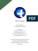 Organisasi Manajemen Perencanaan dan Evaluasi (OMPE) - Analisis SWOT