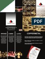 Catálogo de Produtos Coppermetal 2016