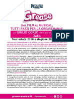 GREASE IlMusical Estate2018-Tour1819