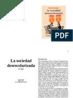 Illich, Iván - La sociedad desescolarizada.doc