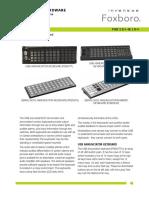 21h4e1b4 Annunciator Keyboard
