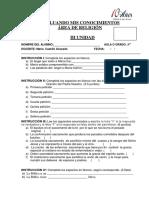 Examen Del Primer Parciales Junio