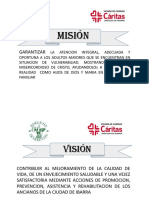 Mision Vision Hermanas