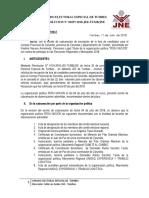 RESOLUCIÓN N° 00257-2018-JEE-TUMB_JNE