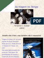 A Física Da Viajem No Tempo [Fernando C. Guesser - UDESC]