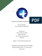 Pengorganisasian Dan Pengembangan Masyarakat (PPM) - Karakteristik Dan Model-Model Pembelajaran