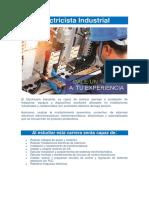 Electricista Industrial - Carrera Técnica en SENATI, para personas que trabajan