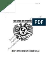 exploracion ginecologica