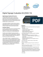 Digital Signage Eval Kit