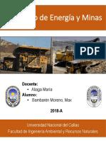 Protocolo de Monitoreo- Calidad de Agua-sector Mineria