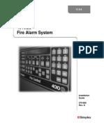 579-989 - Installation Guide 4010ES