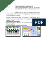 DIFERENTES TÉCNICAS DE DISCUSIÓN.docx