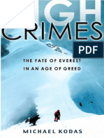High crimes. The fate of Everest - Michael Kodas.pdf
