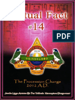 Actual Facts 14 the Procession Change 2012AD