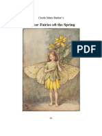Cicely Mary Barker - Flower Fairies of the Spring 4