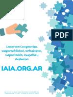 Catalogo IAIA 2018