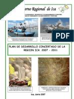 DESARROLLO CONCERTADO ICA