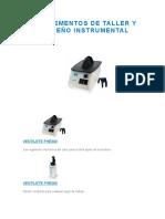 Complementos de Taller y Pequeño Instrumental (1)