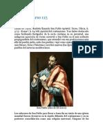 Pablo de Tarso 115