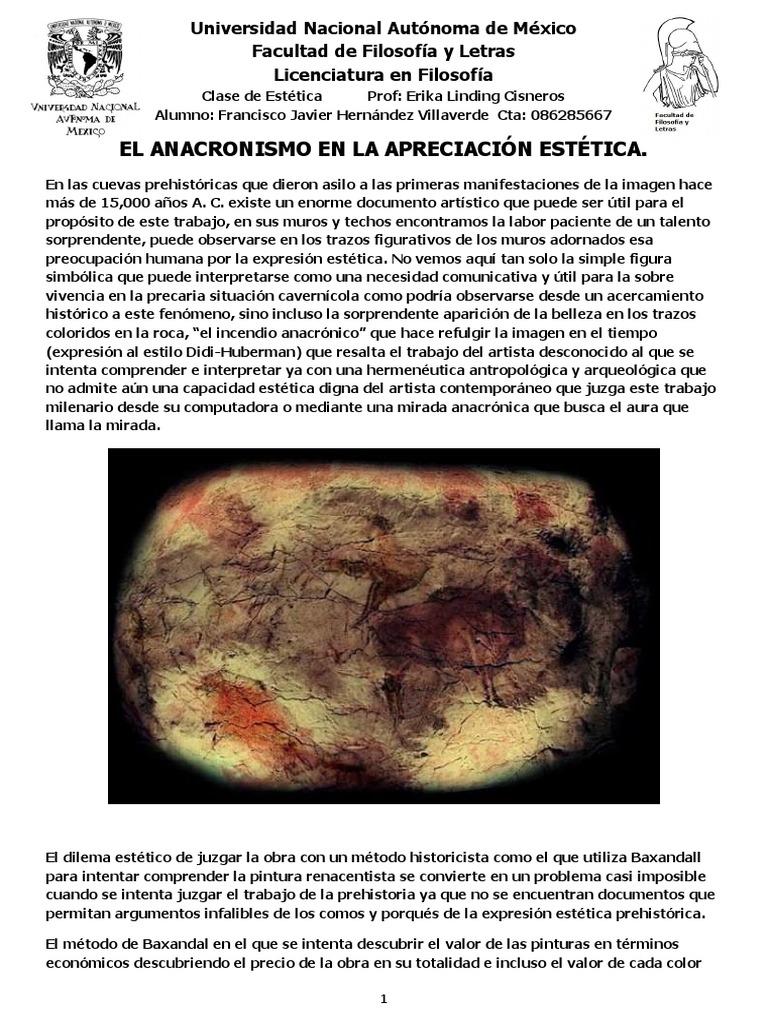 EL ANACRONISMO EN LA APRECIACIÓN ESTÉTICA.pdf