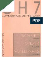 Bonet Vilar Williams