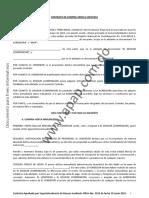 CA Contrato Compraventa Con Garantia Hipotecaria Estandar