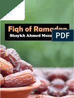 Fiqh of Ramadan - Ahmad Jibril
