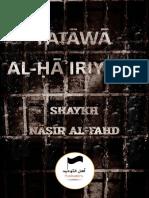 Fatawa Al-Ha'Iriyyah - Sheikh Nasr Al-Fahd - Ahlut-Tawhid Publications
