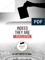 Indeed They Are Muhsrikun - Ahlut-Tawhid Publications