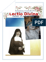 Lectio Divina- Sicuani