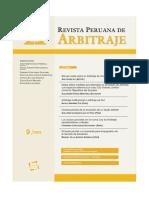 REVISTA PERUANA DE ARBITRAJE No. 9 2009.pdf