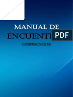 Manual de Encuentros - Conferencistas (1)