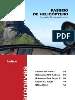 Passeio de Helicóptero RJ