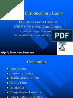 Curso Introducción a Linux